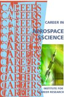 Career in Aerospace Science