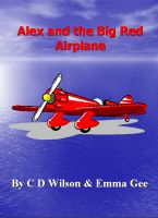Alex and the Big Red Airplane